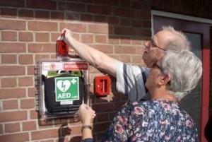 AED kast2
